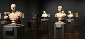 Antiquitäten und Skulpturen
