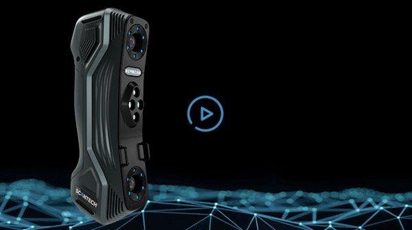 Escáner simscan 3D