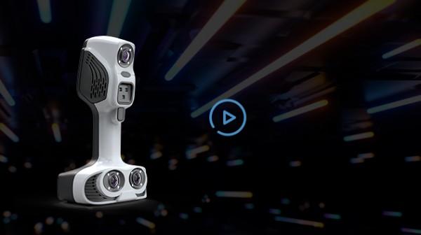 Escáner iReal 2E 3D