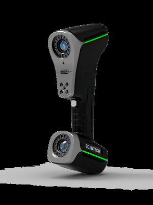 Escáner 3D integrado KSCAN-MagicII