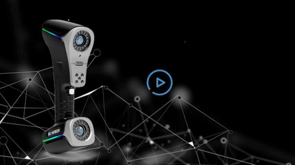 KSCAN-Magic合成の3Dスキャナー