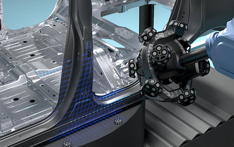 AutoScan 3Dシステム