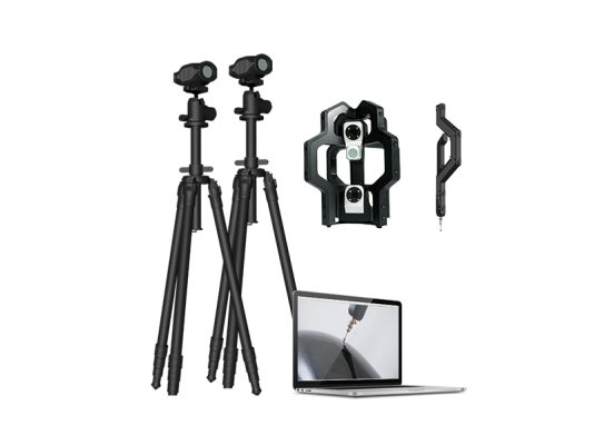 TrackScan-DUO 3D System