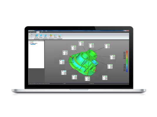 ScanViewer 3D Software