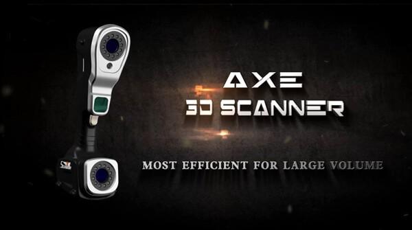 AXE 3D Scanner