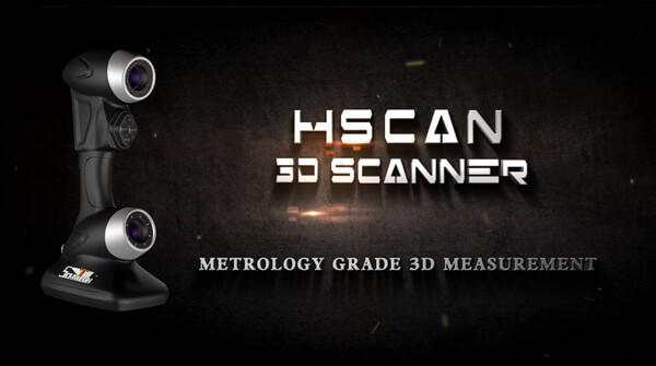 HSCAN 3D Scanner