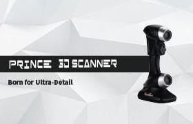 PRINCE 3D scanner Brochure