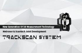 TrackScan 3D scanner Brochure