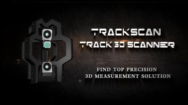 TrackScan 3D Scanner