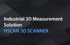 HSCAN331 3D laser Scanner Technical Proposal