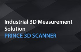 PRINCE335  3D Laser Scanner Technical Proposal