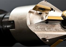 3D Scanning on Large TBM Cutting Head
