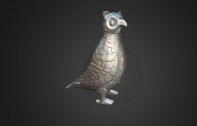 3D Scanning on Night Owl by PRINCE775