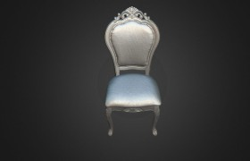 European-style Chair
