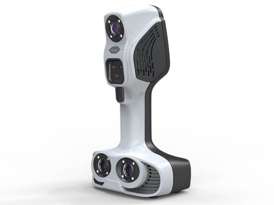 iReal 2E Color 3D Scanner