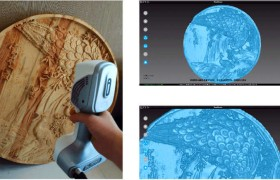 iReal 2E Color 3D Scanner Technical Proposal
