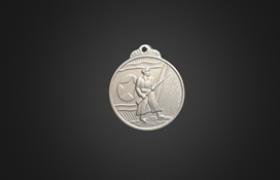3D Medal