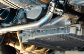 Efficiency-improved 3D Scanning for Automotive Exhaust Systems