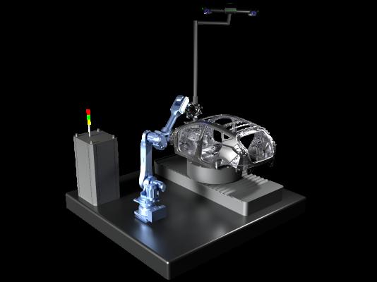 AutoScan-T42 3D System
