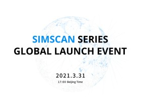 SCANTECH SIMSCAN NEW PRODUCT GLOBAL LAUNCH 2021