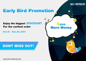 End of the Year Early Bird Promotion