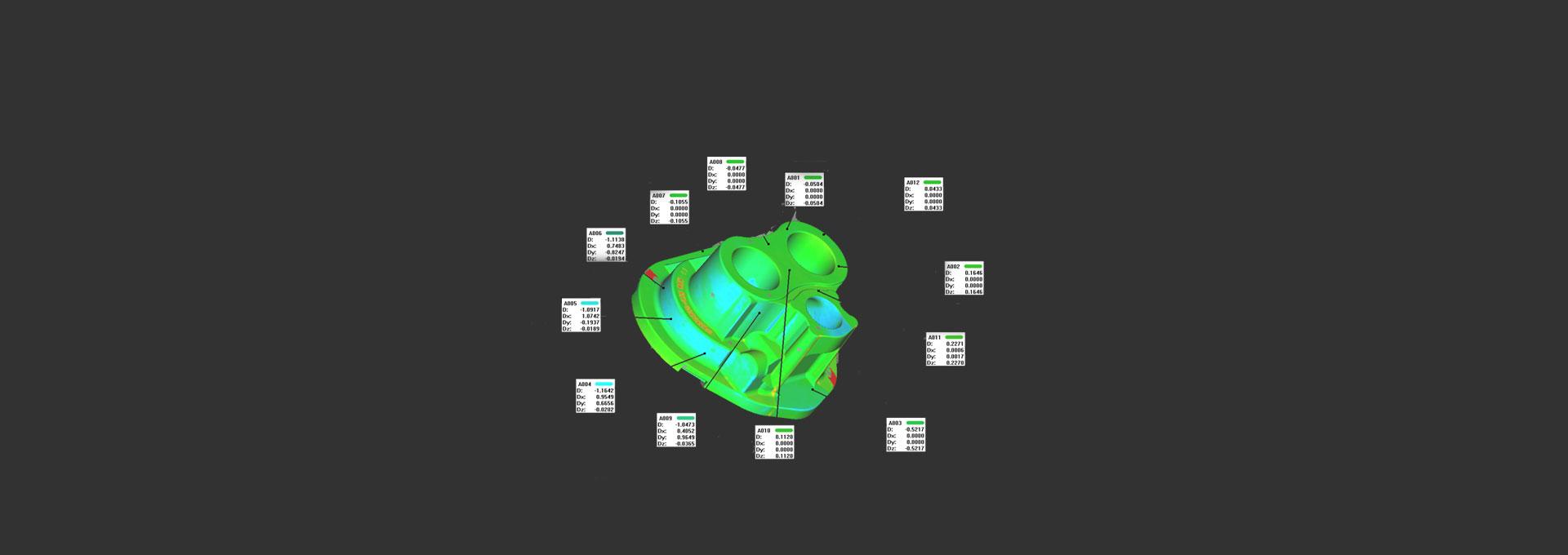 PRINCE335 Handheld 3D Scanner 2