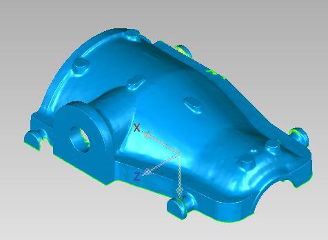 3D scanning stl data