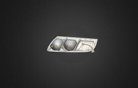 3D Scanning Car Lights