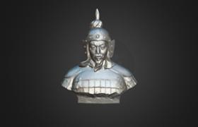 Soldier Sculpture