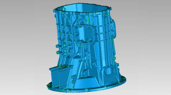 casting 3D stl data