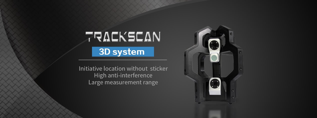tracnscan 3D System