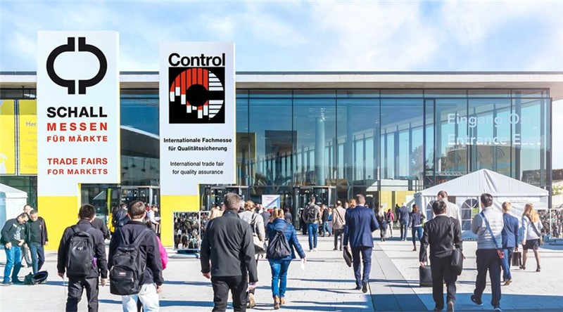 Share Innovative 3D Measurement at Control 2019 1
