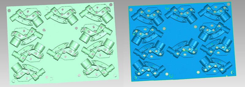 How to Quickly Perform 3D Inspection on Complex Mould? 7