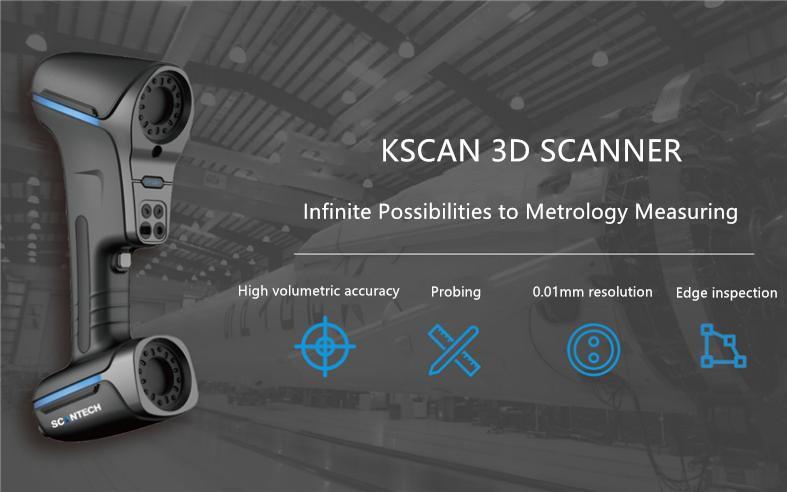 KSCAN 3D SCANNER