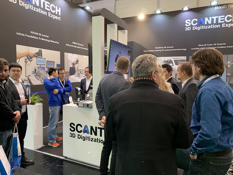 ScanTech at EMO Hannover 2019 4