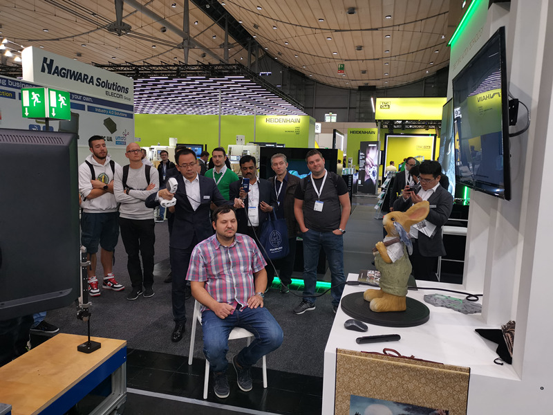 ScanTech at EMO Hannover 2019 3