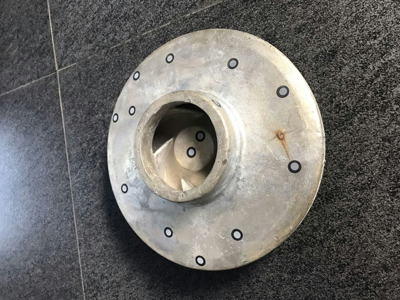 Accelerate Reverse Engineering of Pump Impeller Design 2