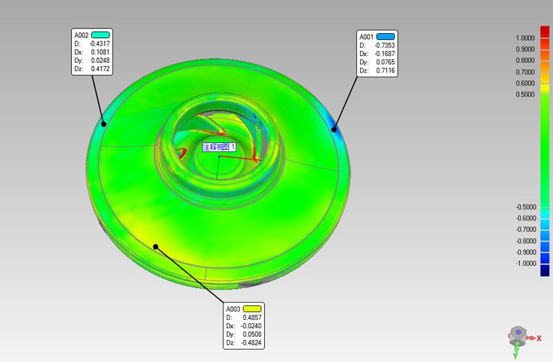 Accelerate Reverse Engineering of Pump Impeller Design 7
