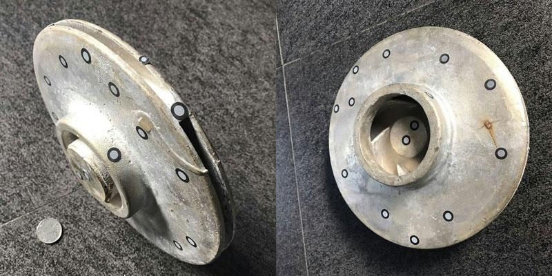 Accelerate Reverse Engineering of Pump Impeller Design 4