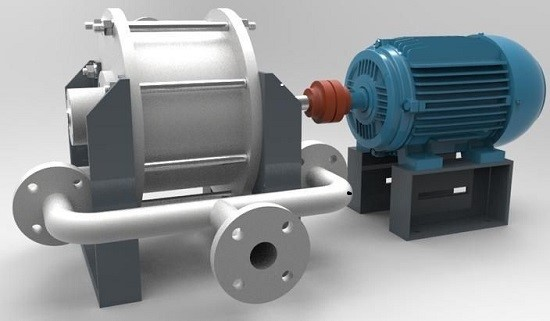 Accelerate Reverse Engineering of Pump Impeller Design 1