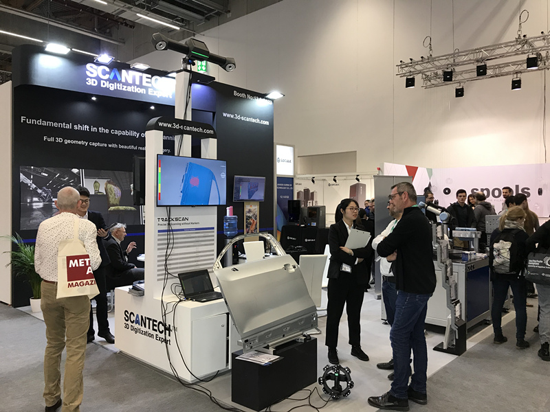 Convey 3D Scanning Technology at Formnext 2019 1