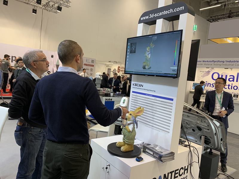 Convey 3D Scanning Technology at Formnext 2019 4