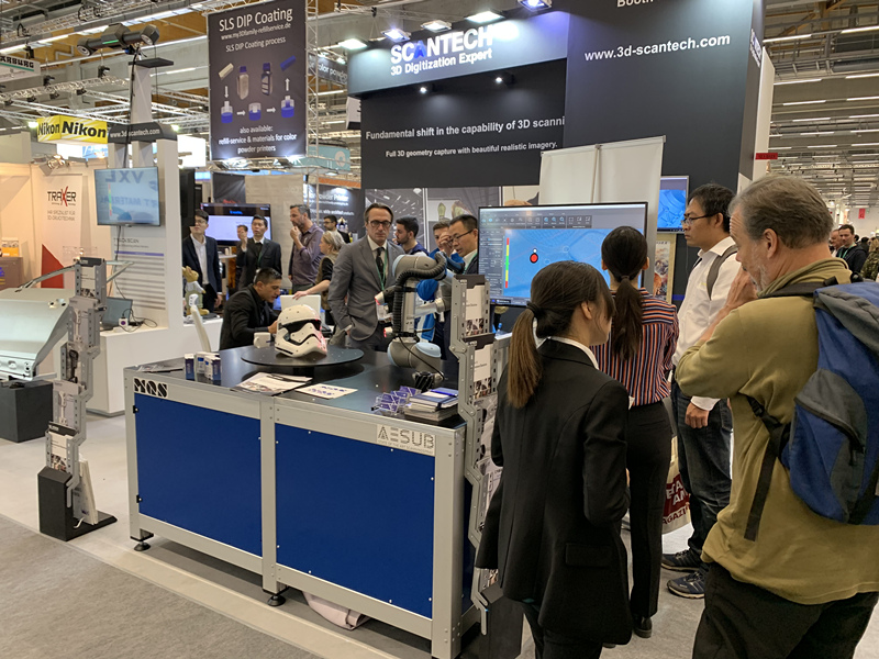 Convey 3D Scanning Technology at Formnext 2019 6