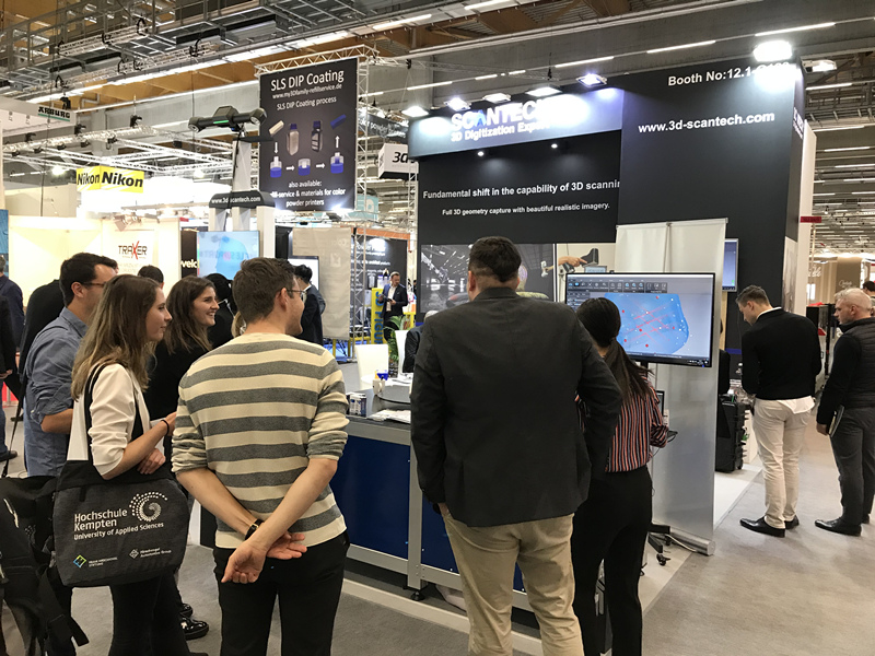 Convey 3D Scanning Technology at Formnext 2019 7