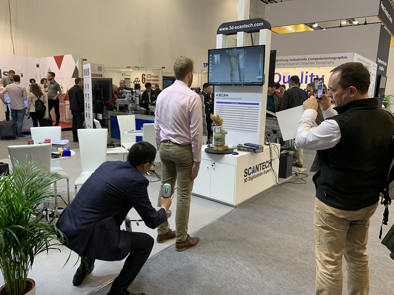 Convey 3D Scanning Technology at Formnext 2019 5