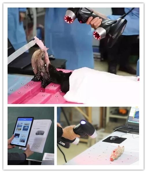 3d scanner scantech