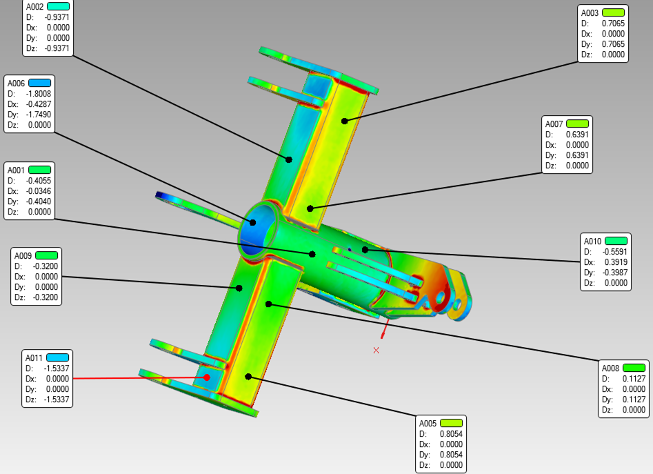 Safety Matters: 3D Inspection of Snowplow's Parts 6
