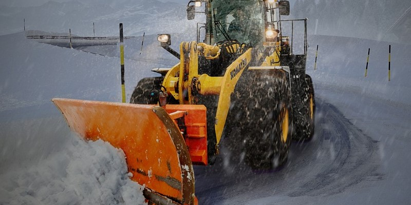 Safety Matters: 3D Inspection of Snowplow's Parts 1
