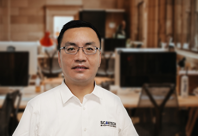 ScanTech Appoints Mike Ma As Chief Revenue Officer 1