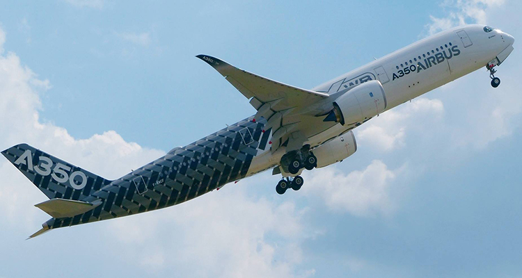 How Is 3D Scanning Used to MRO of Airbus A350 1